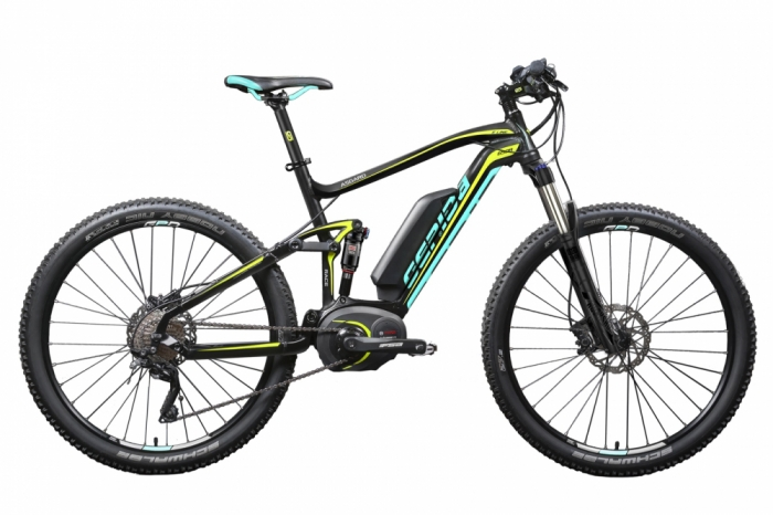 Asgard 1000 FS RACE 650B Performance CX