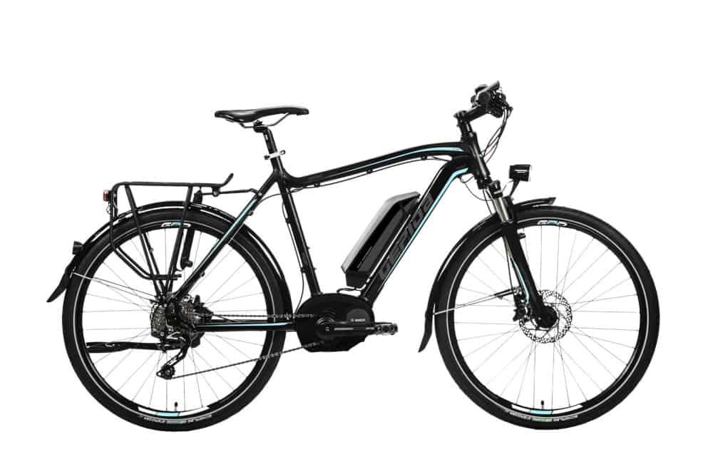Berig 1000 SLX 10 Black